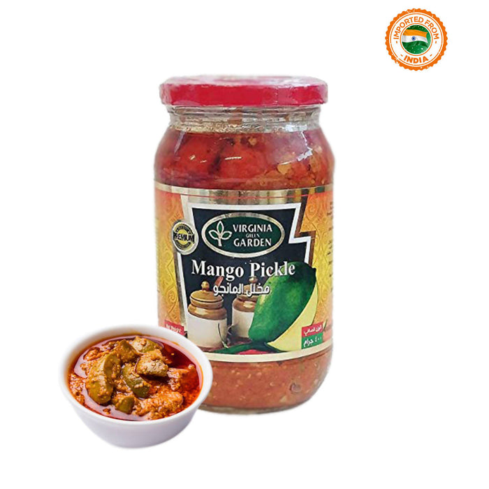 Virginia Green Garden Sweet Mango Pickle - 400g