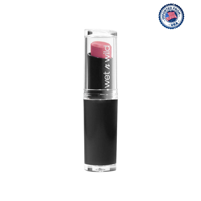 Wet N Wild Megalast Lip Color - Pinkerbell