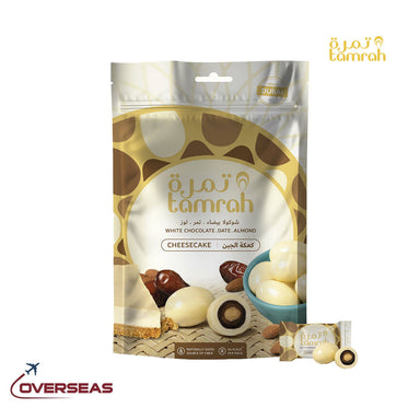 Tamrah Cheesecake Chocolate Zipper Bag - 100g