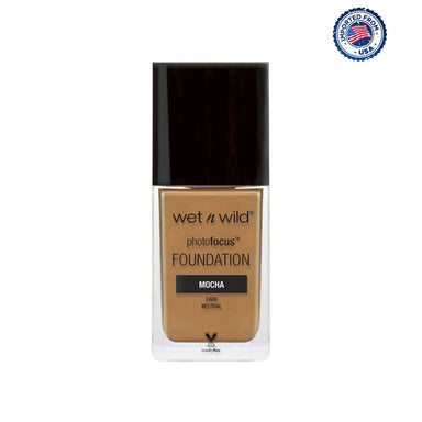 Wet N Wild Photo Focus Matte Foundation - Mocha