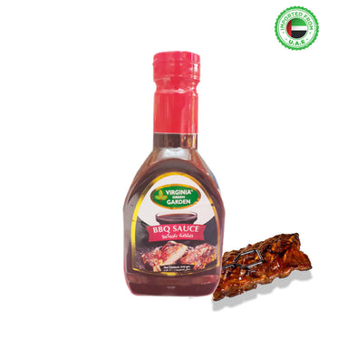 Virginia Green Garden BBQ Sauce, 510ml