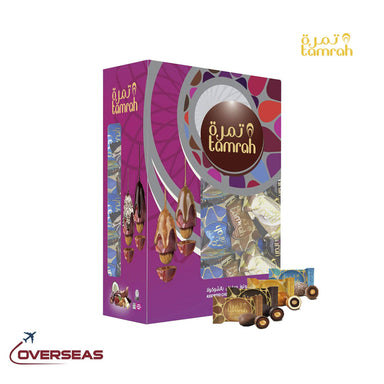 Tamrah Assorted Chocolate Stand Box - 400g