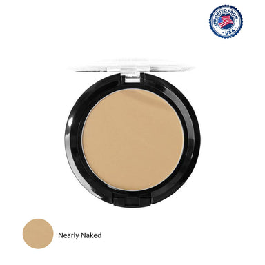 J.Cat Beauty Indense Mineral Compact Powder - Nearly Naked