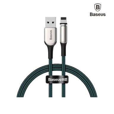 Baseus Zinc Magnetic Charging Cable USB For iPhone 2A - CALXC-F06