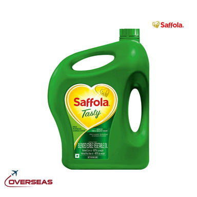 Saffola Tasty Pro Fitness Conscious Edible Oil - 5L