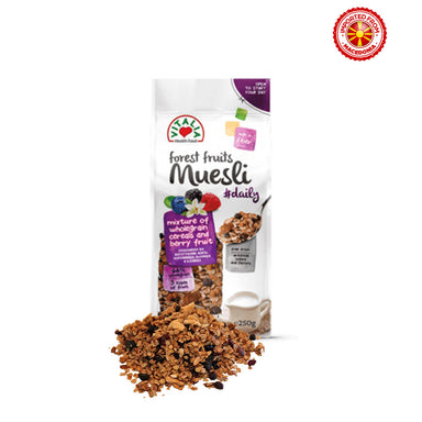 Vitalia Forest Fruits Muesli Daily - 250g
