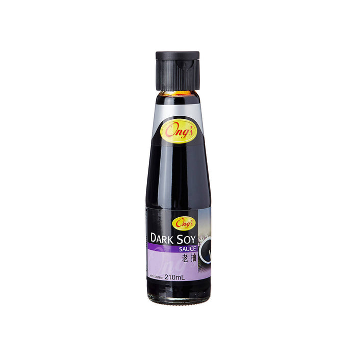 Ong's Dark Soy Sauce 210ml, Pack of 2