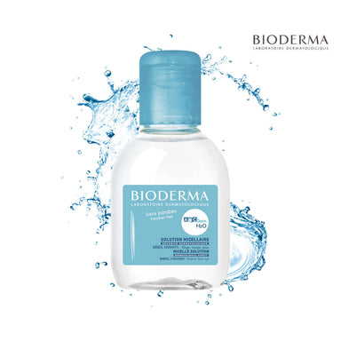 BIODERMA ABCDerm H2O Micelle Solution, 100ml