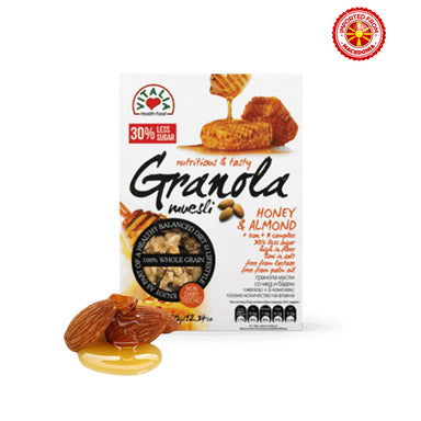 Vitalia Granola Muesli With Honey & Almonds - 350g