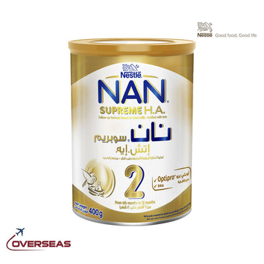 Nestle NAN Supreme H.A. Stage 2 - 400g