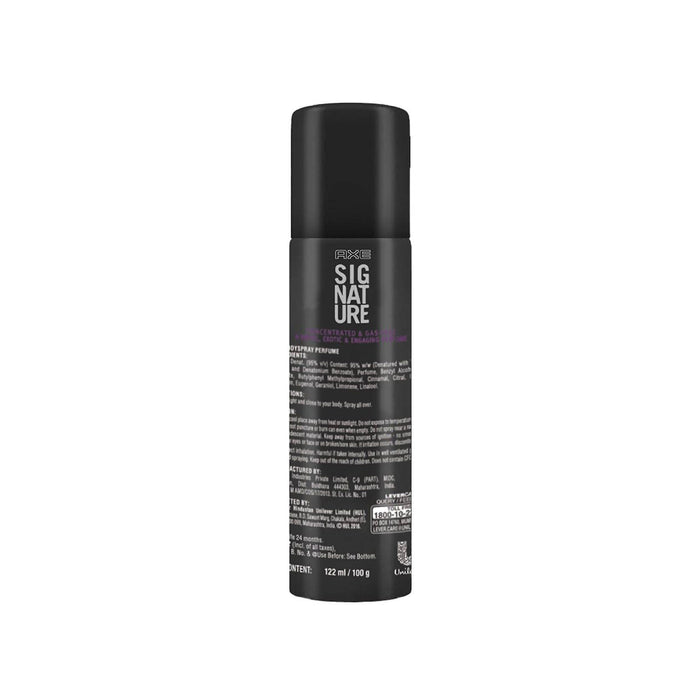 AXE Signature Body Perfume Maverick - 122ml