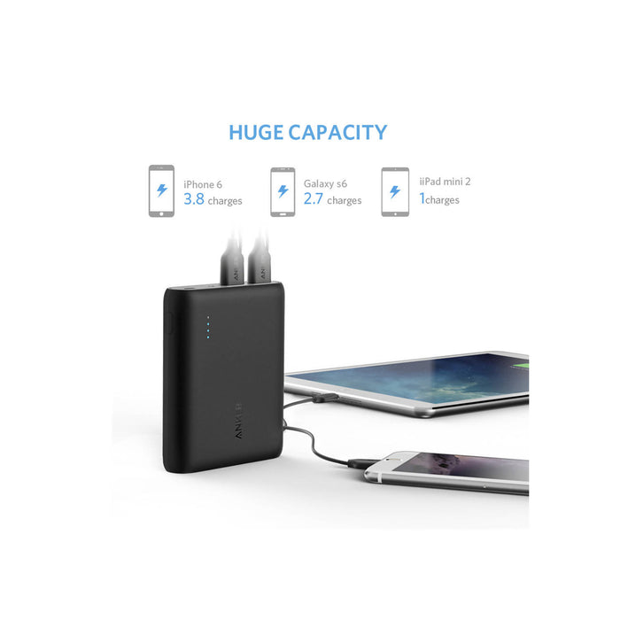 Anker Power Core 13000mAh Power Bank with Power IQ