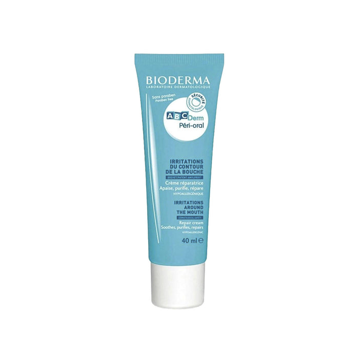BIODERMA ABCDerm Peri-Oral Repair Cream For Irritations Around The Mouth, 40ml