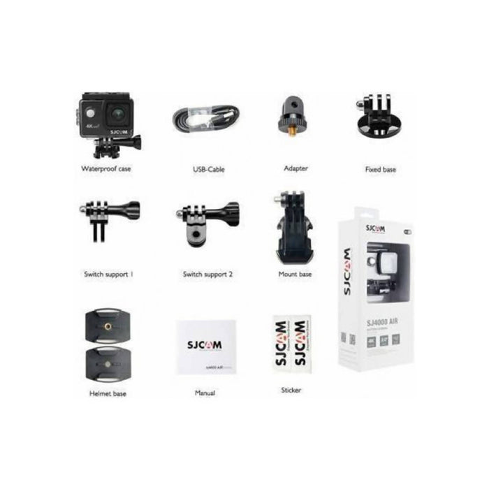 SJCAM SJ4000 Air 4K Full HD Wifi 30M Waterproof Sports Action Camera