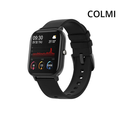 Colmi P8 Pro Smart Watch (Silicone Strap)