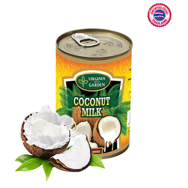 Virginia Green Garden Coconut Milk - 400ml