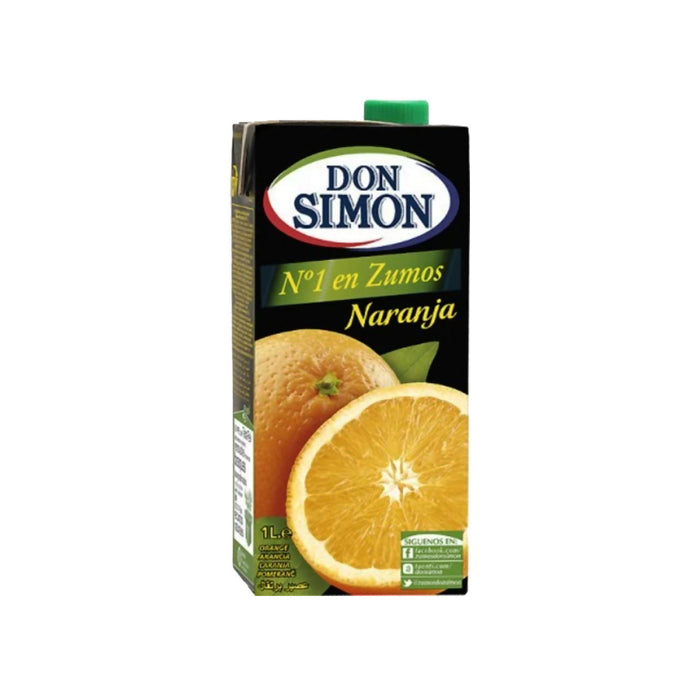 Don Simon Orange (Naranja) Juice, 1ltr