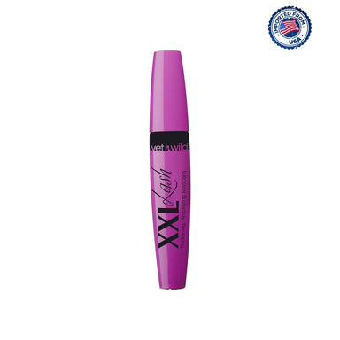 Wet N Wild XXL Lash Mascara Carbon Black - 8ml