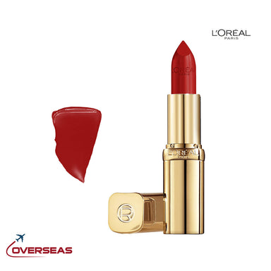 L'Oreal Paris Color Riche Lipstick Satin 297 Red Passion
