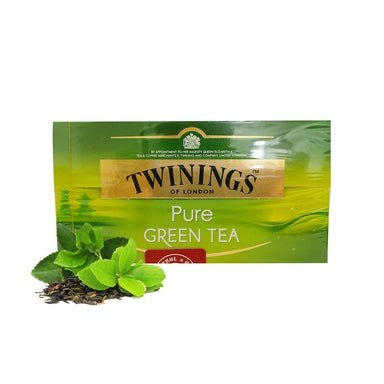 Twinings Pure Green Tea 25pcs