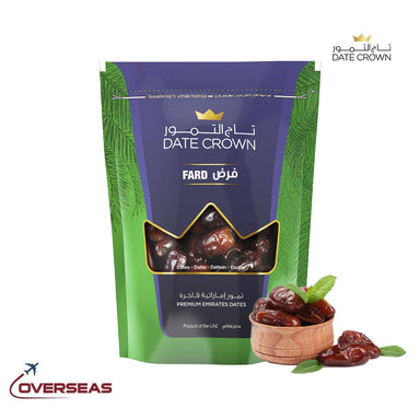 Date Crown Fard Pouch - 500g