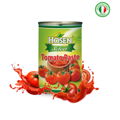 Hosen Whole Peeled Tomato Pelati Can, 400g