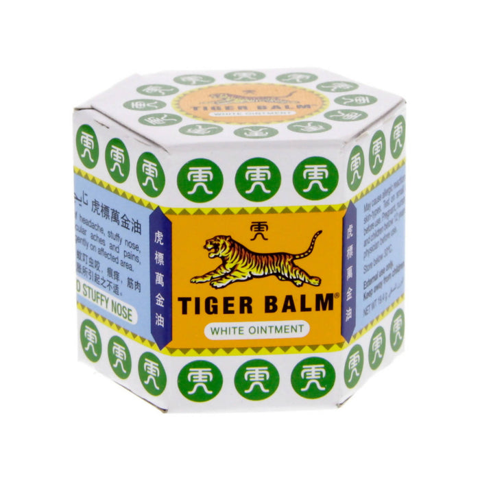 Tiger Balm White Ointment - 10g, Pack Of 5