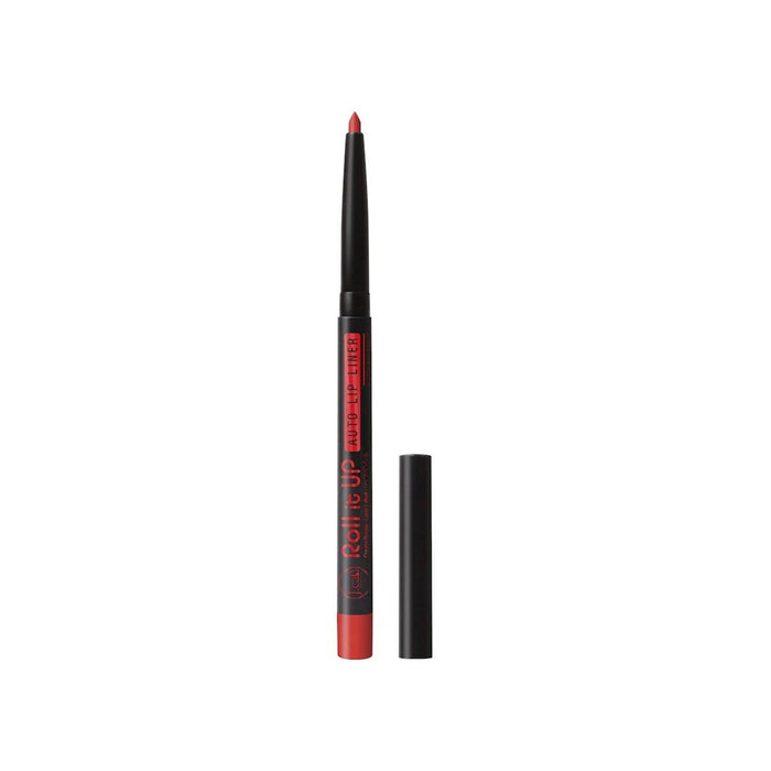 J.Cat Beauty Roll It Up Auto Lip Liner - Electric Crimon