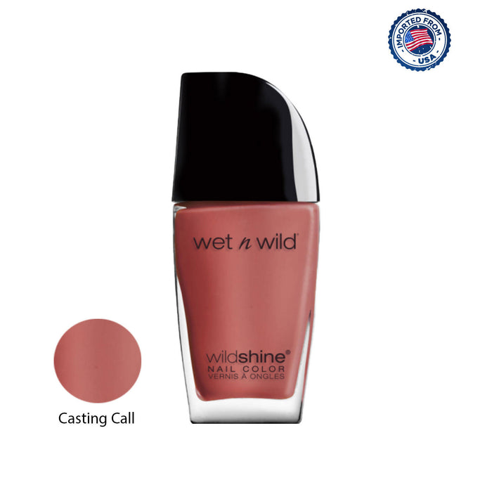 Wet N Wild Wildshine Nail Color - Casting Call
