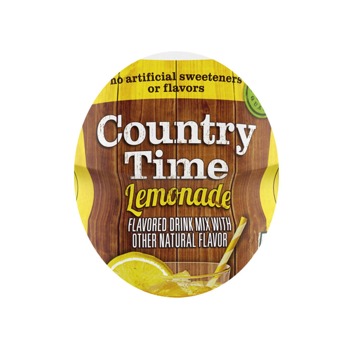 Country Time Lemonade Flavored Drink Mix, 538g