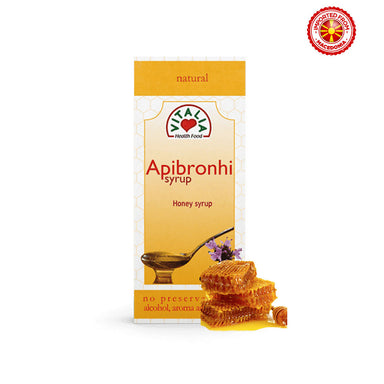Vitalia Apibronhi Honey syrup - 125ml