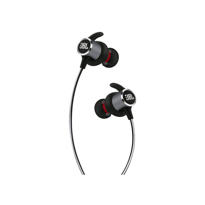 JBL Reflect Mini 2 Sweatproof Wireless Sports In-Ear Black Headphone