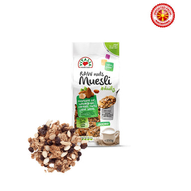 Vitalia Raw Nuts Muesli Daily - 250g