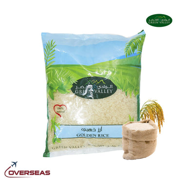 Green Valley US Style Golden Rice - 2kg