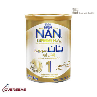 Nestle NAN Supreme H.A. Stage 1 - 400g