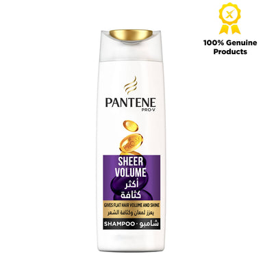 Pantene Pro-V Sheer Volume Shampoo 200ml