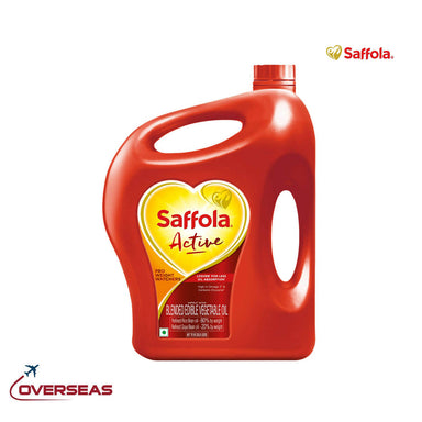 Saffola Active Pro Weight Watchers Edible Oil - 5L