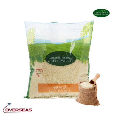 Green Valley Egyptian Rice - 2Kg