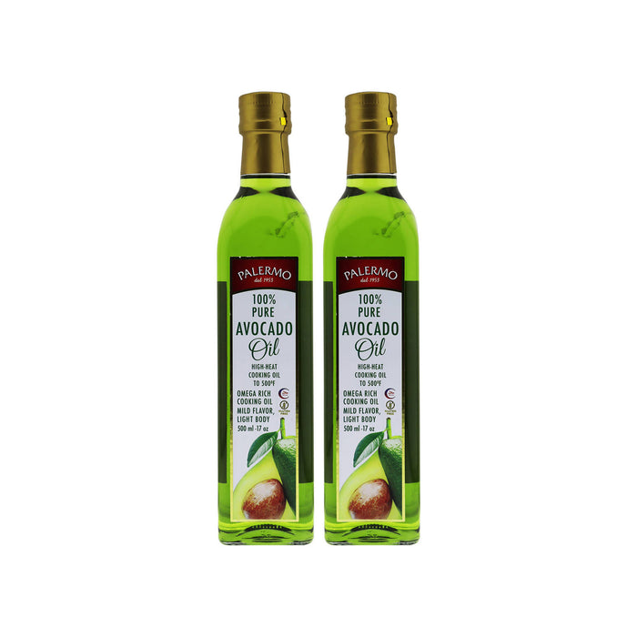 Palermo Avocado Oil, 500 ML Pack Of 2