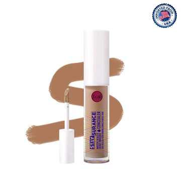 J.Cat Beauty Staysurance Water-Sealed & Zero-Smudge Concealer - Cappucino