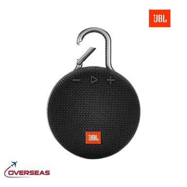 JBL Clip 3 Ultra-Portable Wireless Bluetooth Speaker