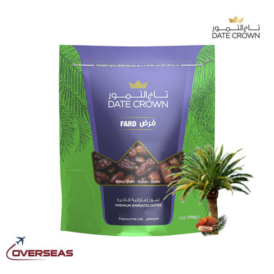 Date Crown Fard Dates Pouch - 250g