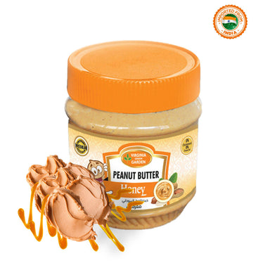 Virginia Green Garden Peanut Butter Honey- 340g