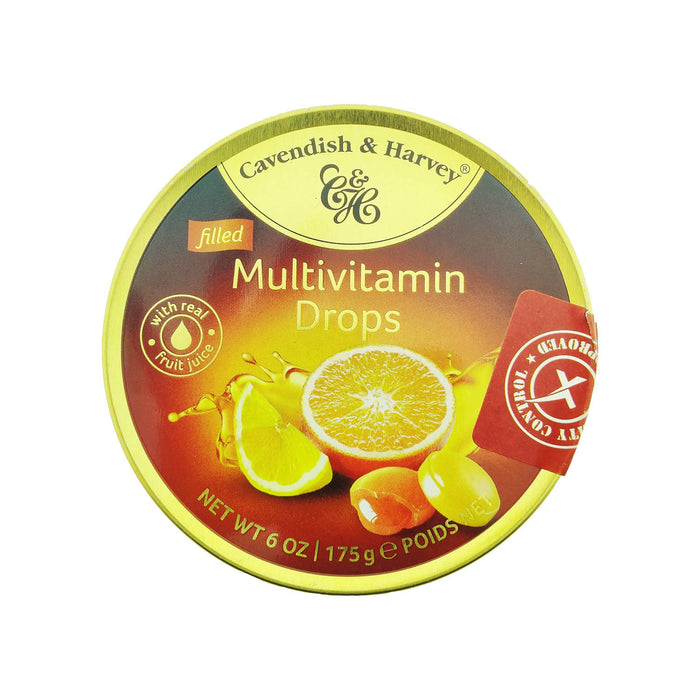Cavendish & Harvey Multi Vitamin Candy, 175g