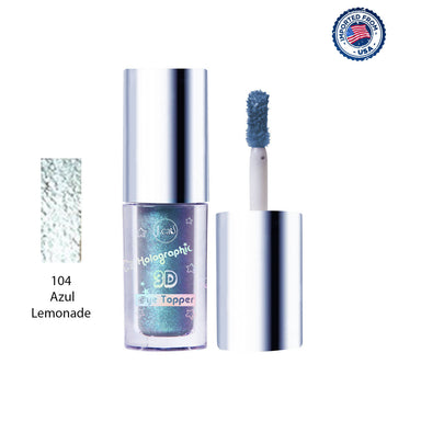 J.Cat Beauty Holographic 3D Eye Topper - Azul Lemonade