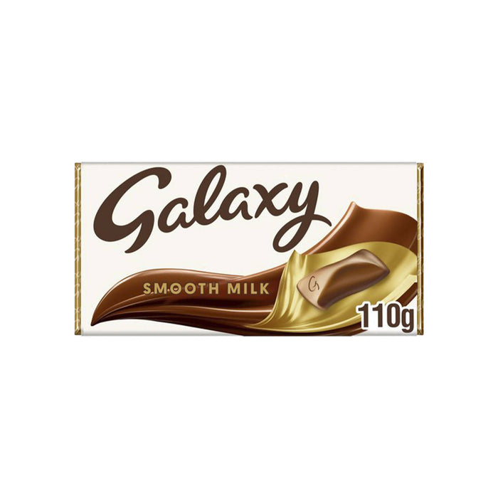 Generic Galaxy Smooth Milk, 110g