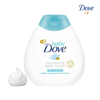 Dove Rich Moisture Nourishing Baby Lotion - 200ml