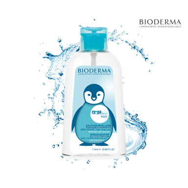 BIODERMA ABCDerm H2O Micelle Solution, 1L