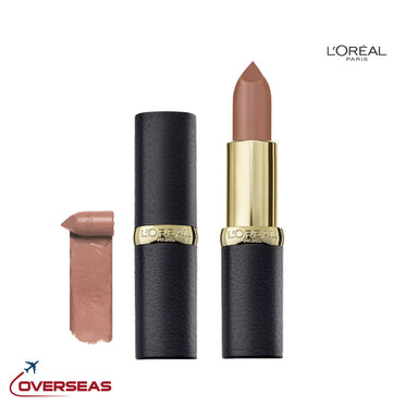 L'Oreal Paris Color Riche Matte Lipstick 634 Greige Perfecto