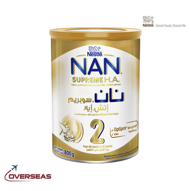 Nestle NAN Supreme H.A. Stage 2 - 800g